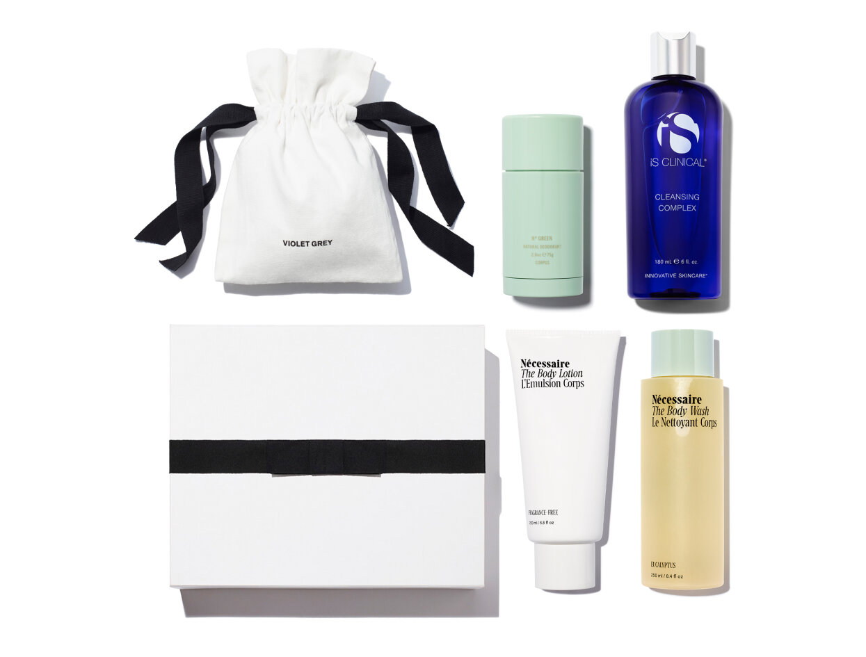 Violet Grey - The Ultimate Shower Essentials Set