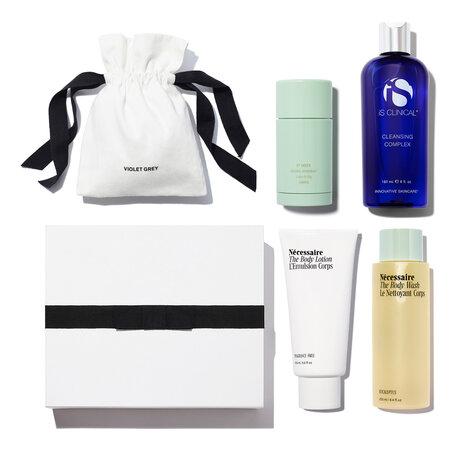 VIOLET GREY The Ultimate Shower Essentials Set | @violetgrey