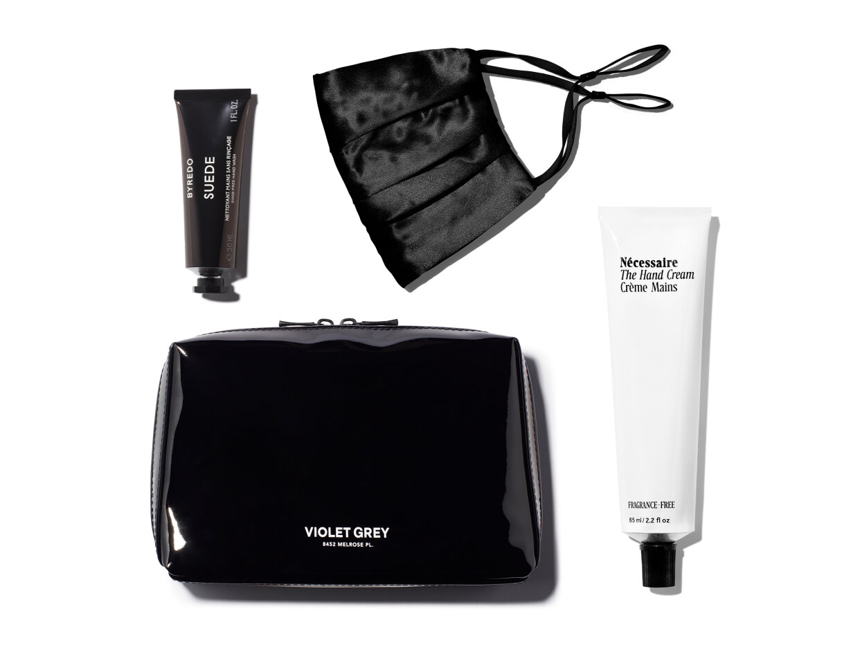 VIOLET GREY - The Stay-Well Set