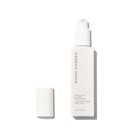 SHANI DARDEN Weightless Oil-Free Moisturizer - 75 ml / 2.5 oz. | @violetgrey