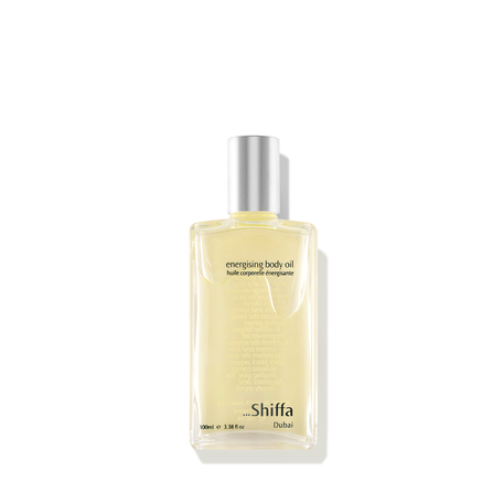 SHIFFA Energising Body Oil - 100 ml | @violetgrey