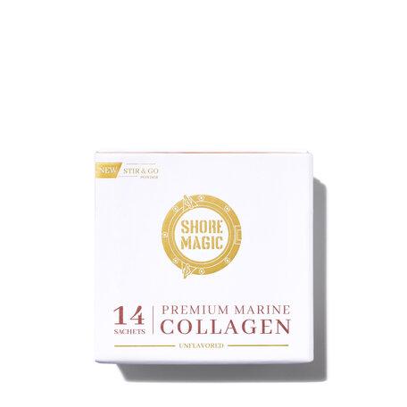 SHORE MAGIC Collagen Sachets - 14-pack | @violetgrey