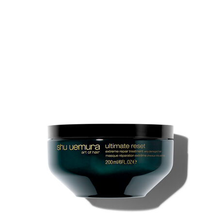 SHU UEMURA ART OF HAIR Ultimate Reset Hair Mask | @violetgrey