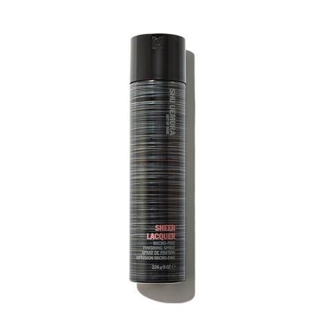 SHU UEMURA ART OF HAIR Sheer Lacquer Finishing Spray - 8 oz | @violetgrey