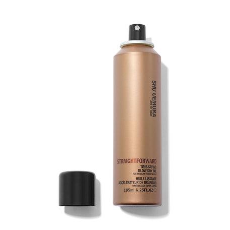 SHU UEMURA ART OF HAIR Straightforward Time-Saving Blow Dry Oil - 6.25 oz | @violetgrey