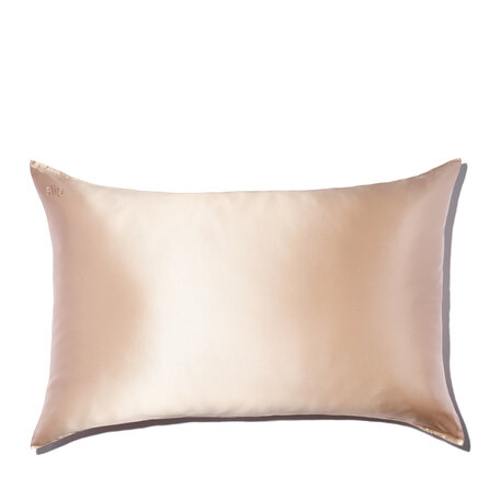 SLIP Silk Queen Pillowcase - Caramel | @violetgrey