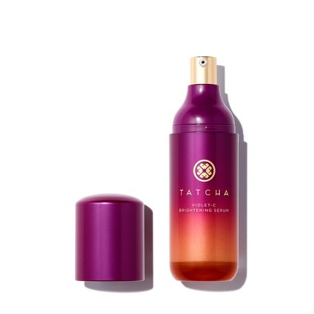 TATCHA Violet-C Brightening Serum | @violetgrey