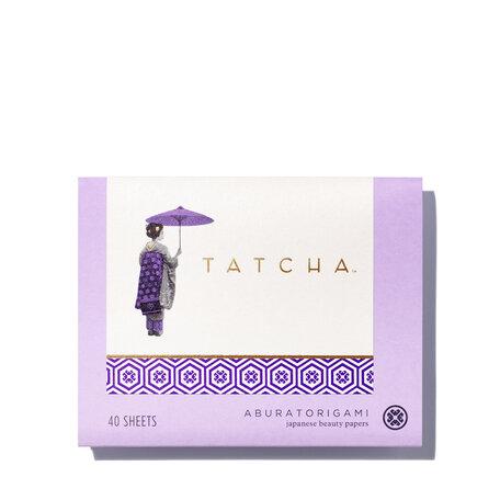 TATCHA Original Aburatorigami Blotting Sheets | @violetgrey