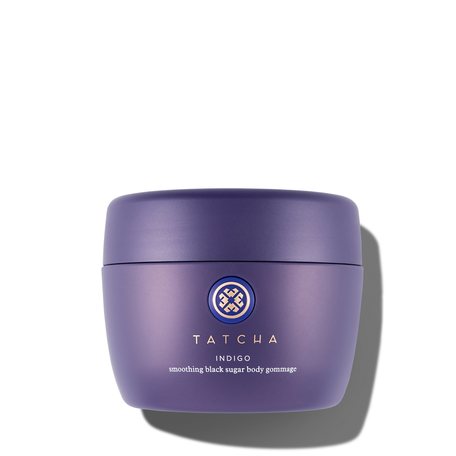 TATCHA Indigo Smoothing Black Sugar Body Gommage - 9.3 oz | @violetgrey