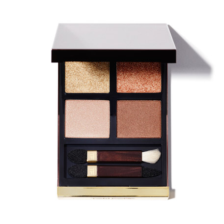 TOM FORD Eye Color Quad Eyeshadow Palette - Golden Mink | @violetgrey