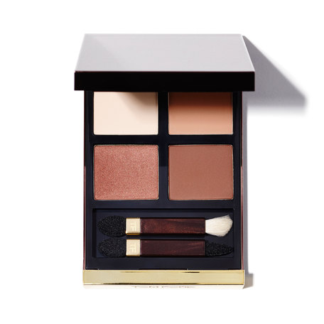 TOM FORD Eye Color Quad Eyeshadow Palette - Cocoa Mirage | @violetgrey