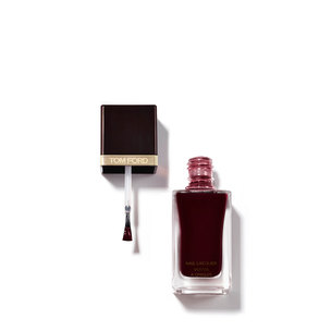 TOM FORD Nail Lacquer - Bordeaux Lust | @violetgrey