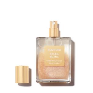 TOM FORD Soleil Blanc Shimmering Body Oil | @violetgrey