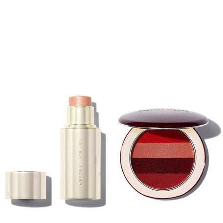WESTMAN ATELIER Gift Edition - Bordeaux Lip Suede, Lit Up Parla | @violetgrey