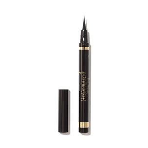 YVES SAINT LAURENT Eyeliner Effet Faux Cils Bold Felt Tip Eyeliner Pen - 1 Black | @violetgrey