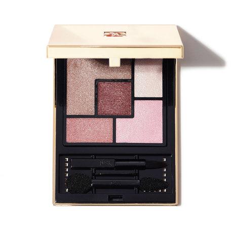 YVES SAINT LAURENT 5 Couleurs Couture Palette - 07 Parisienne | @violetgrey