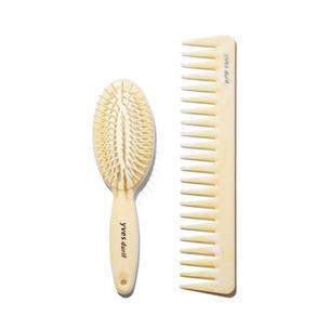 YVES DURIF Petite Brush & Comb Set | @violetgrey