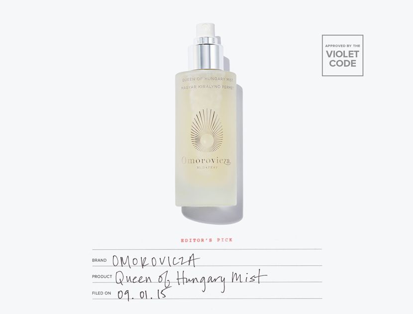 Omorovicza Queen of Hungary Mist | The Violet Files