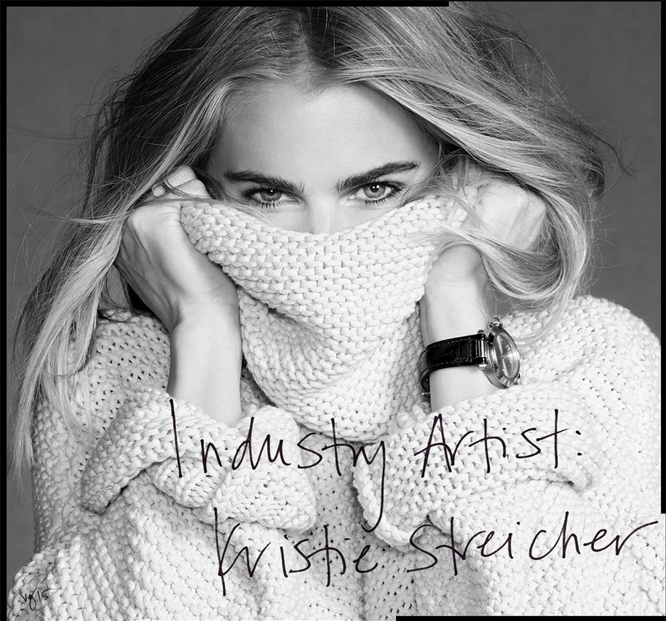 Artist Profile: Kristie Streicher | THE VIOLET FILES | @violetgrey