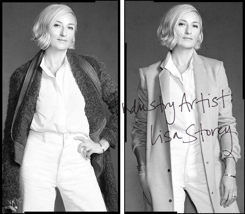 Artist Profile: Lisa Storey | @violetgrey | The Industry's Beauty Edit