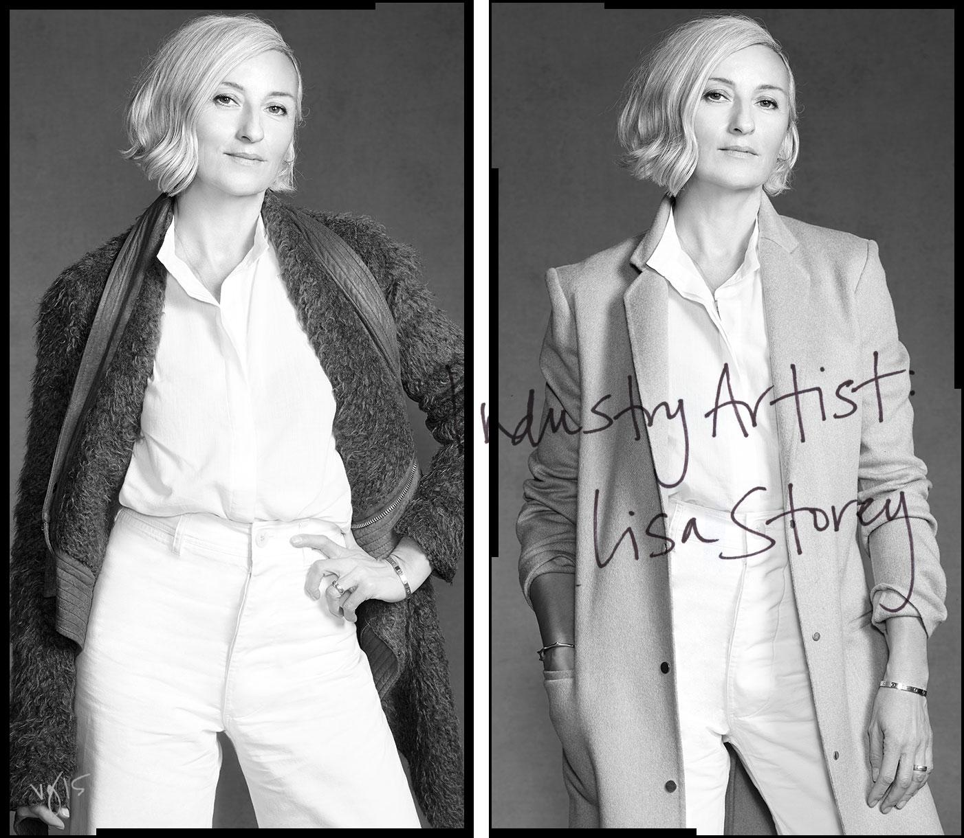 Artist Profile: Lisa Storey   @violetgrey   The Industry's Beauty Edit