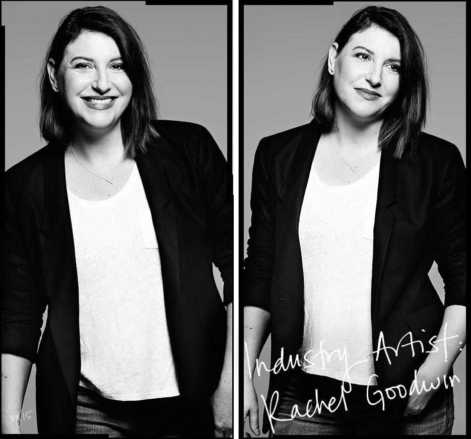 Makeup artist Rachel Goodwin | The Violet Files | @violetgrey