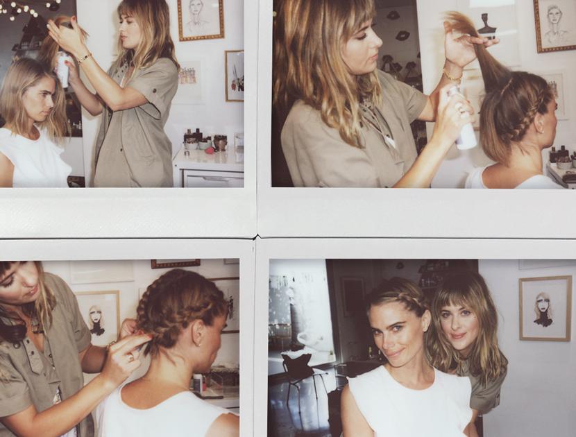 Ashley Streicher's Braid Tips | The Violet Files
