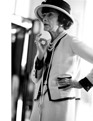 Coco Chanel's Rules of Engagement | THE VIOLET FILES | @violetgrey