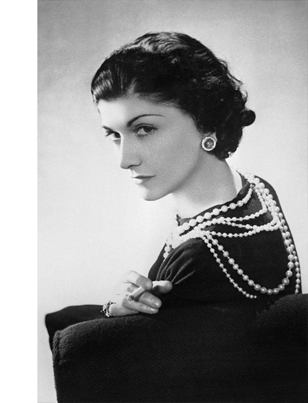 Maintenance Rules by Coco Chanel | THE VIOLET FILES | @violetgrey