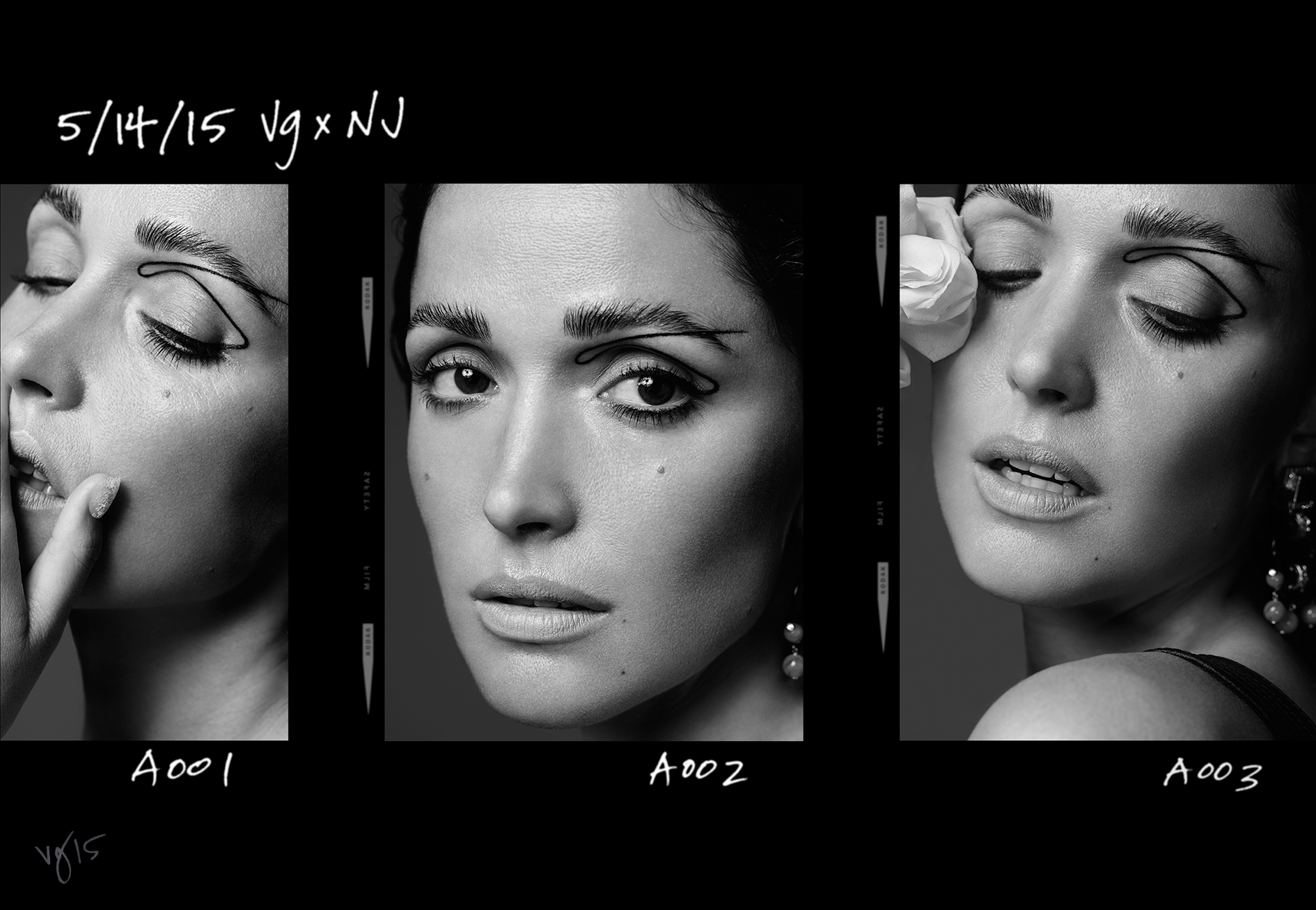 ROSE BYRNE for THE VIOLET FILES  |  #VioletGrey, The Industry's Beauty Edit