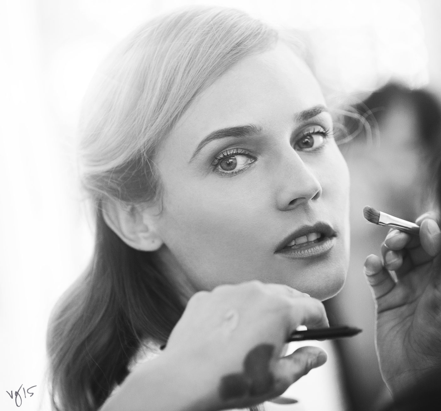 Diane Kruger: Actress Off Duty | THE VIOLET FILES