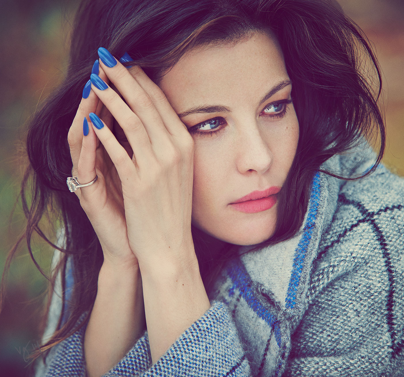 Liv Tyler stars in THE AMERICAN WOMAN ISSUE for The Violet Files  |  #VioletGrey, The Industry's Beauty Edit