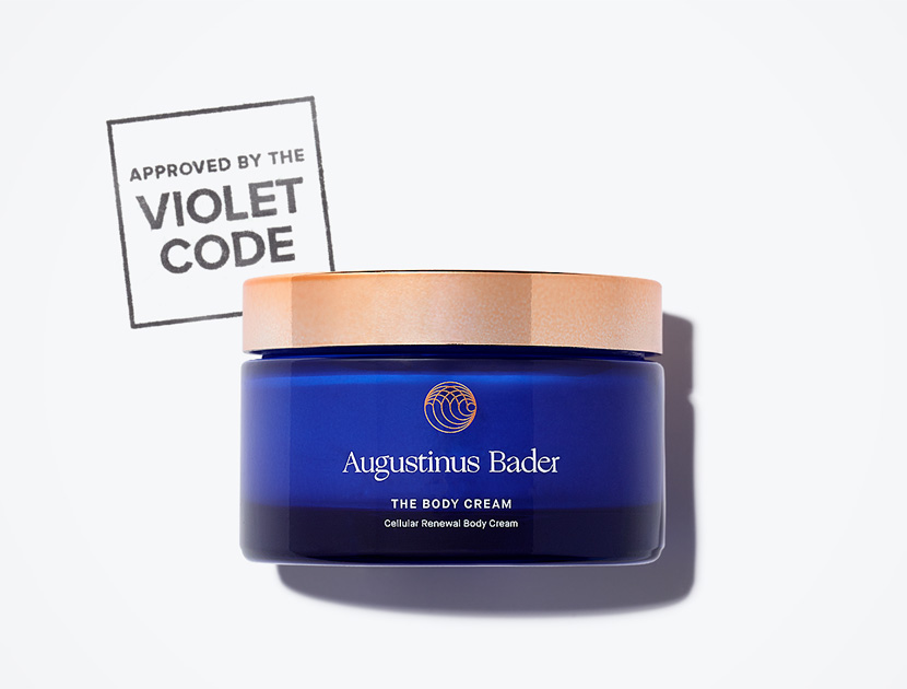 AUGUSTINUS BADER THE BODY CREAM | THE VIOLET FILES