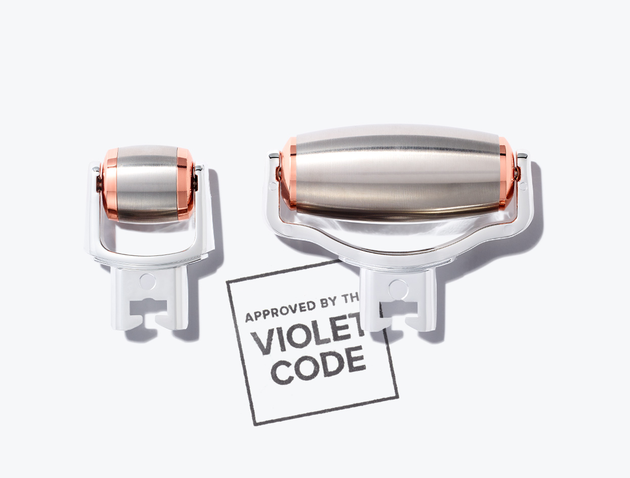 BeautyBio Cryo Rollers Eyes + Face/Body | THE VIOLET FILES