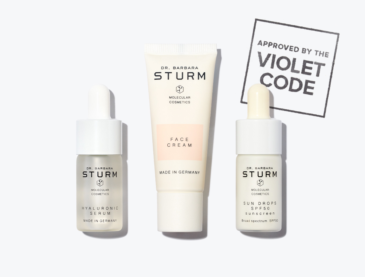 Dr. Barbara Sturm Everyday Skin trio | THE VIOLET FILES
