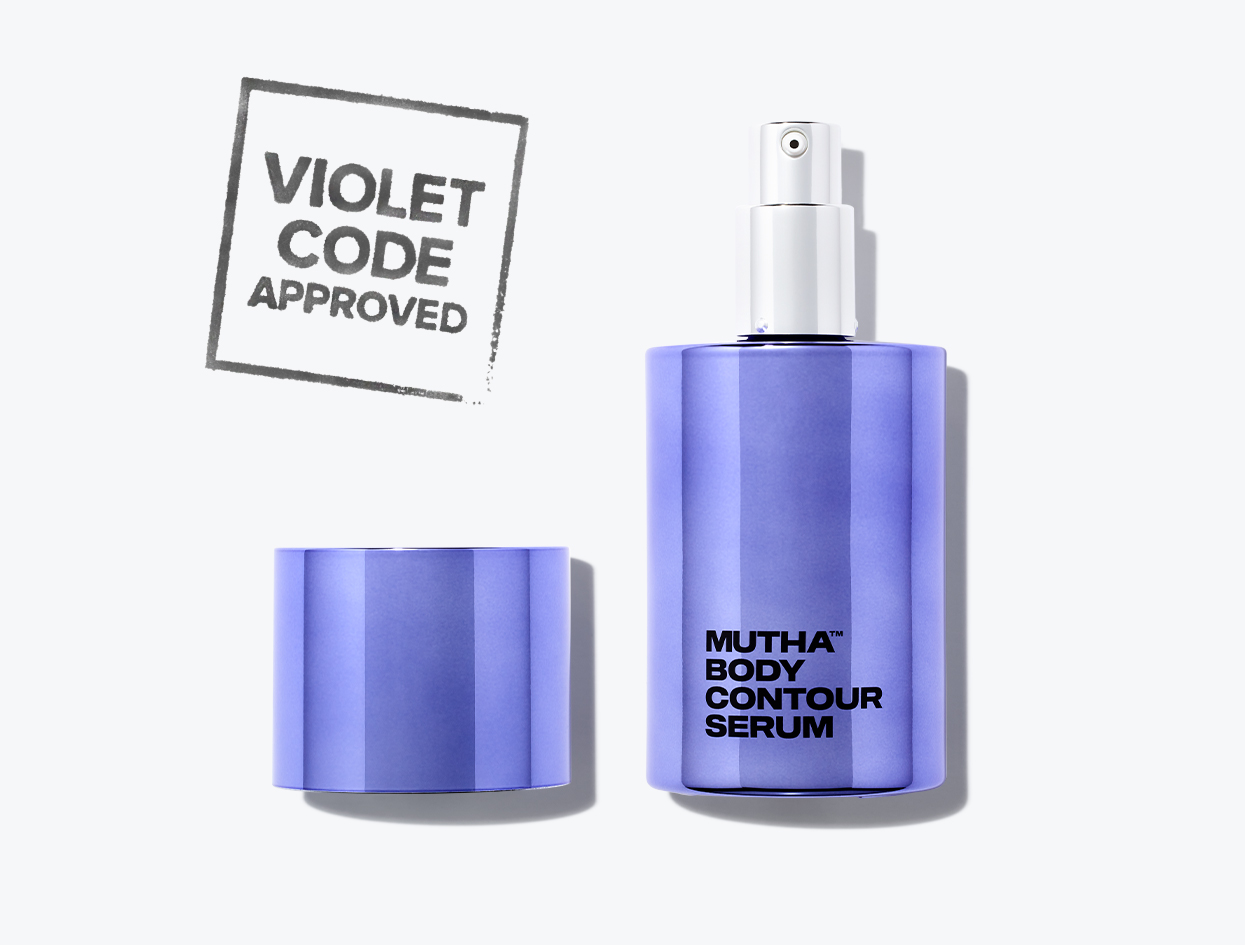 MUTHA BODY SERUM  | THE VIOLET FILES