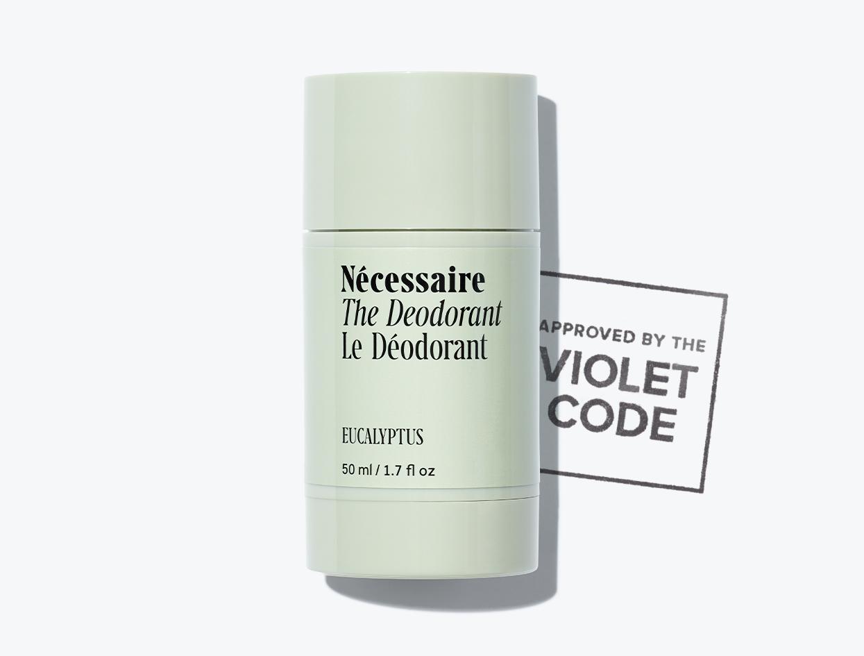 Nécessaire The Deodorant | THE VIOLET FILES