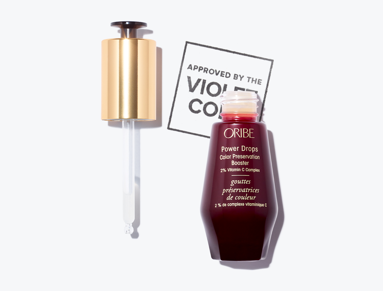 ORIBE POWER DROPS COLOR PRESERVATION BOOSTER  | THE VIOLET FILES