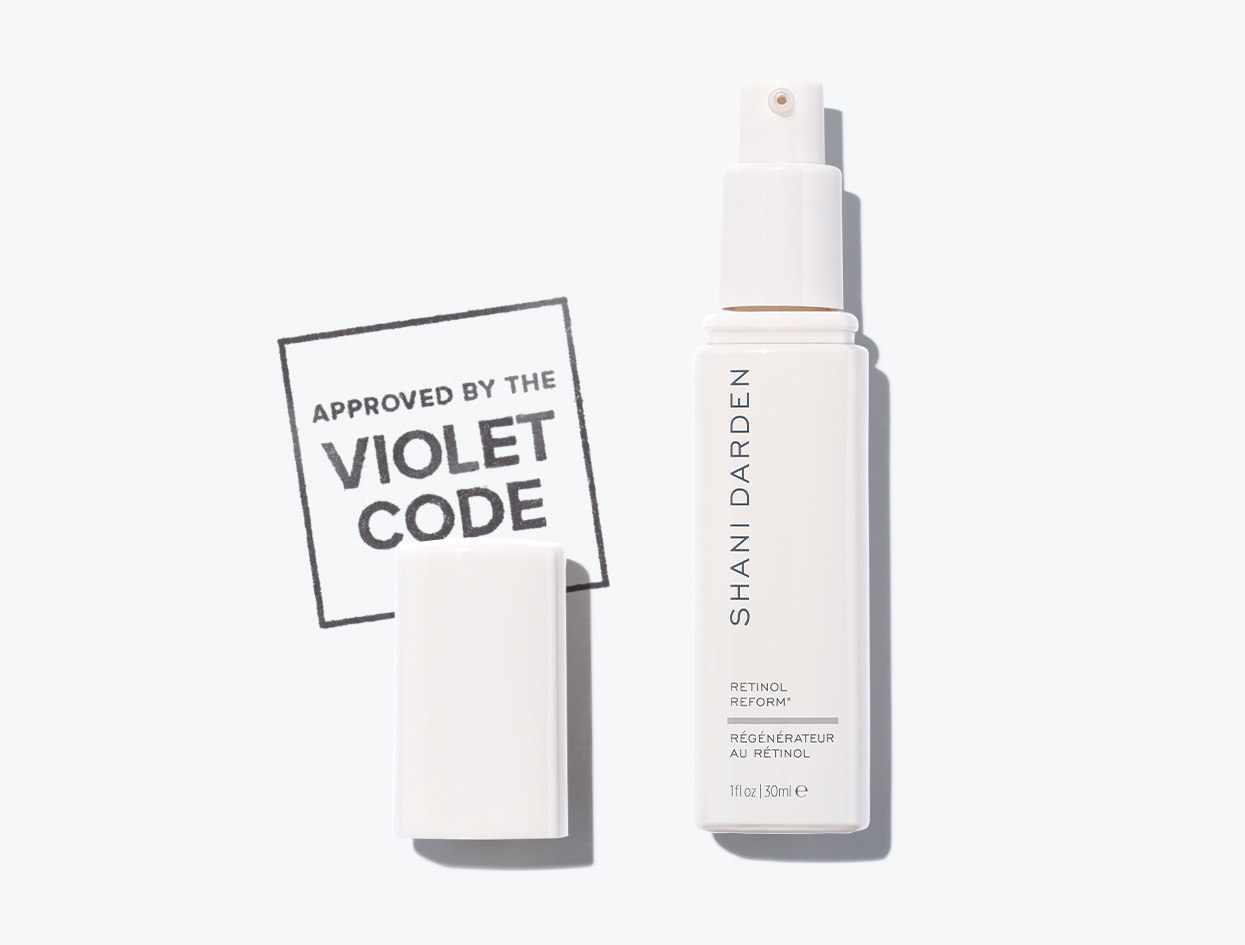 Shani Darden Retinol Reform | THE VIOLET FILES