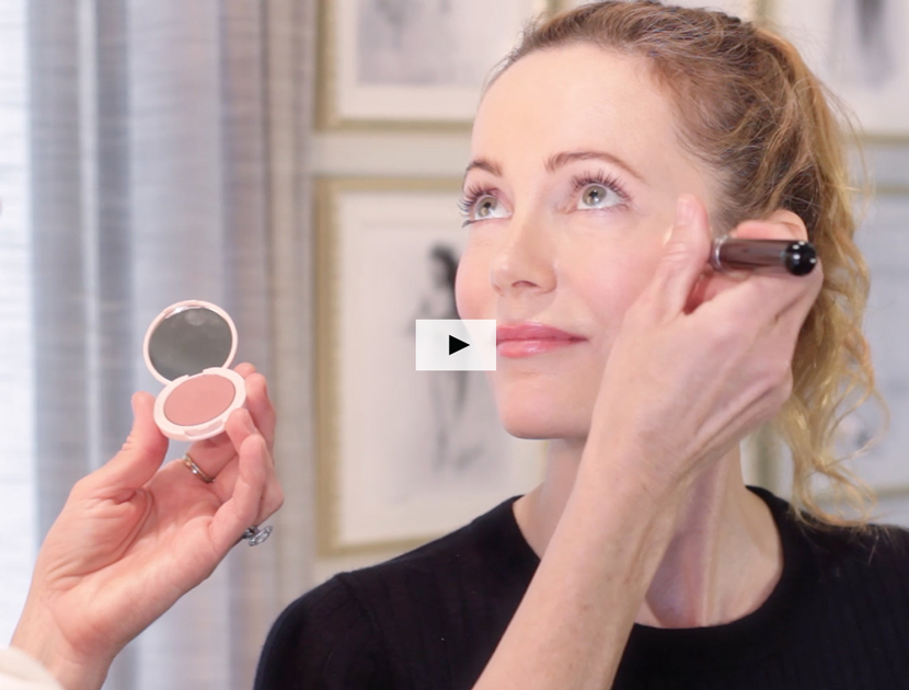 HOW TO GET A DEWY, ROSY FLUSH | THE VIOLET FILES