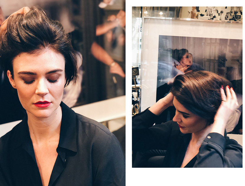 THE POWER OF A GOOD HAIRCUT | The Violet Files