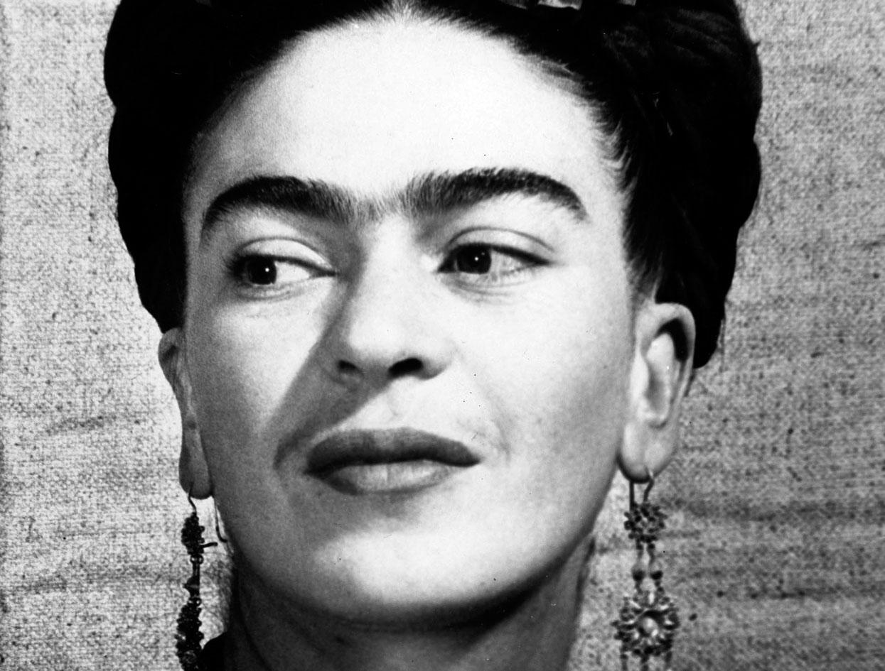 Frida Kahlo | So Violet | The Violet Files on VIOLET GREY