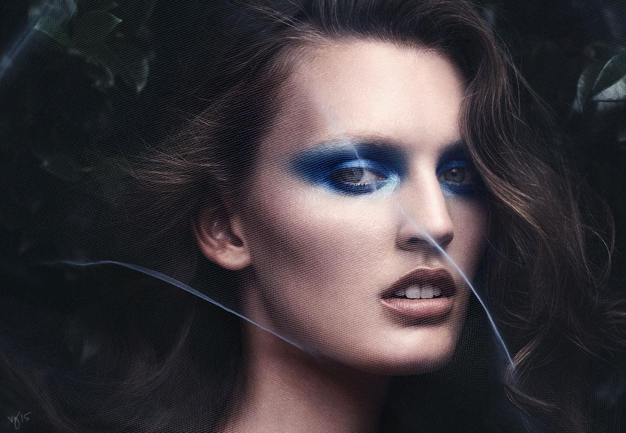 Original Look: Eyeshadow a study in color with Violette   THE VIOLET FILES   @violetgrey