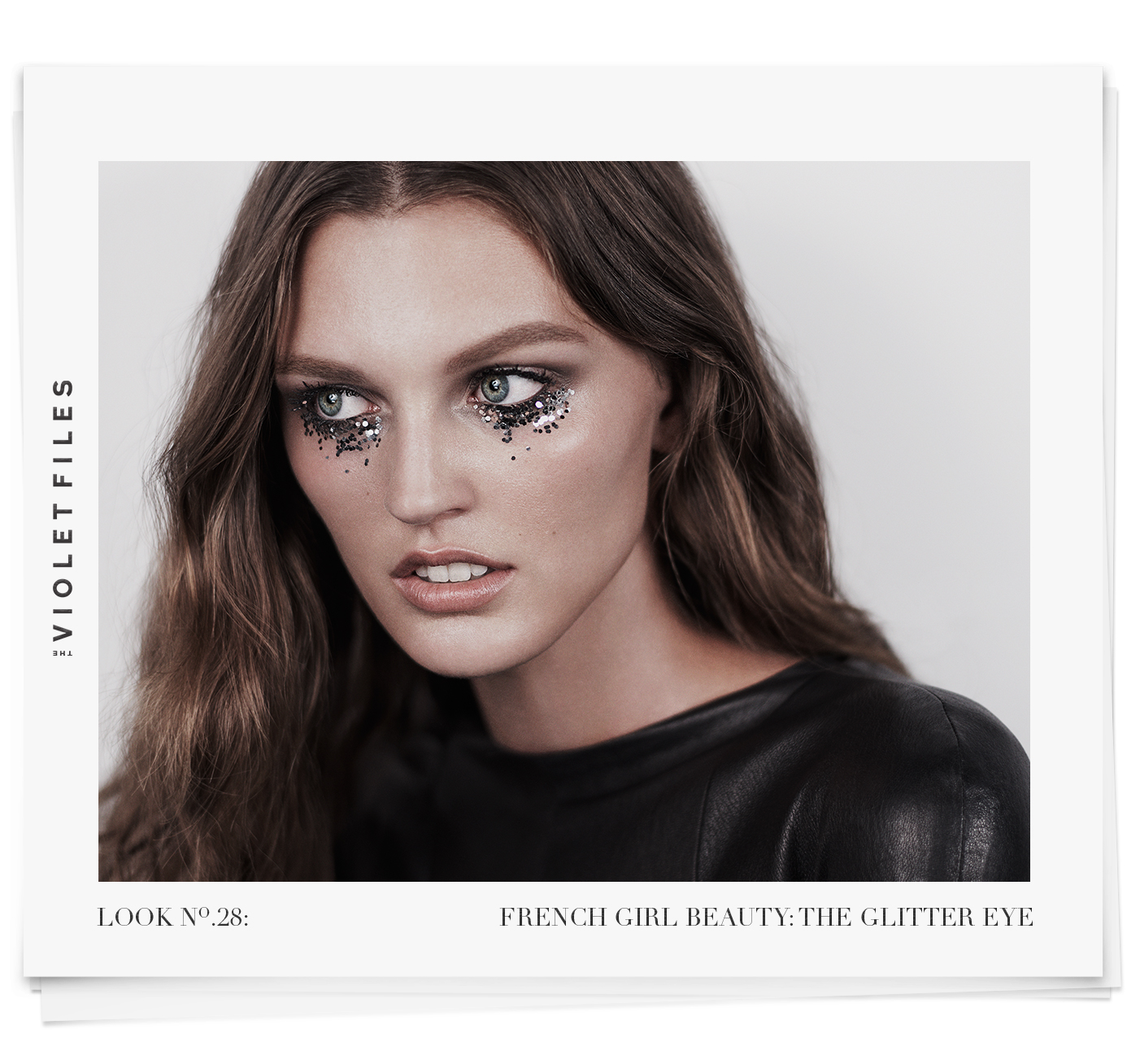 Original Look: French Girl Beauty with Violette | THE VIOLET FILES | @violetgrey