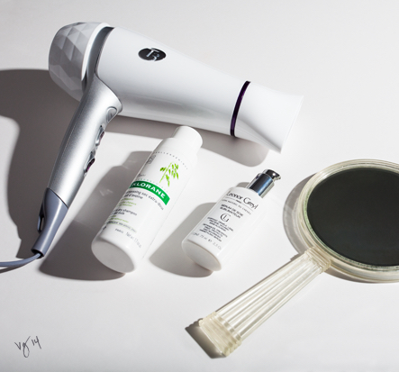How To Style Hair With Dry Shampoo Violet Grey
