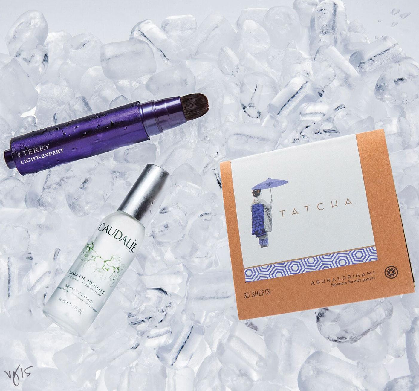 Midday Makeup Refresher | THE VIOLET FILES | @violetgrey