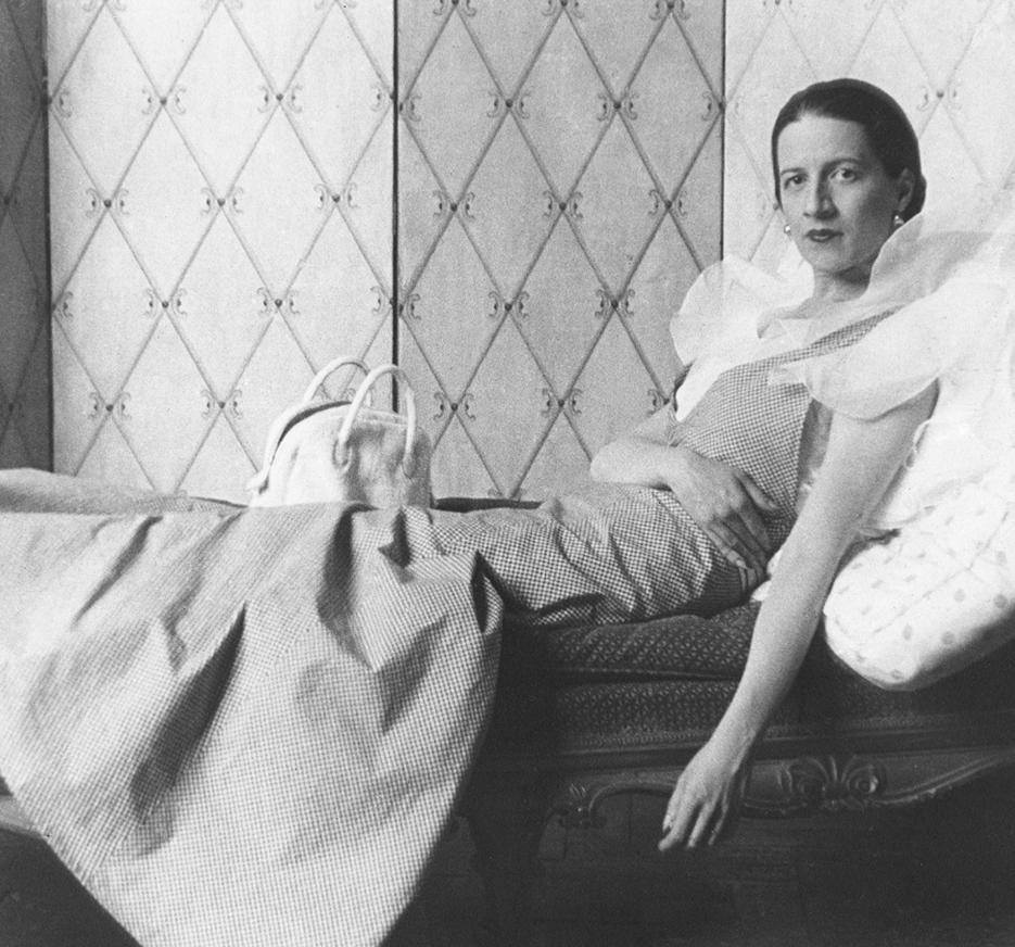 She's So Violet: Diana Vreeland  |  #VioletGrey, The Industry's Beauty Edit