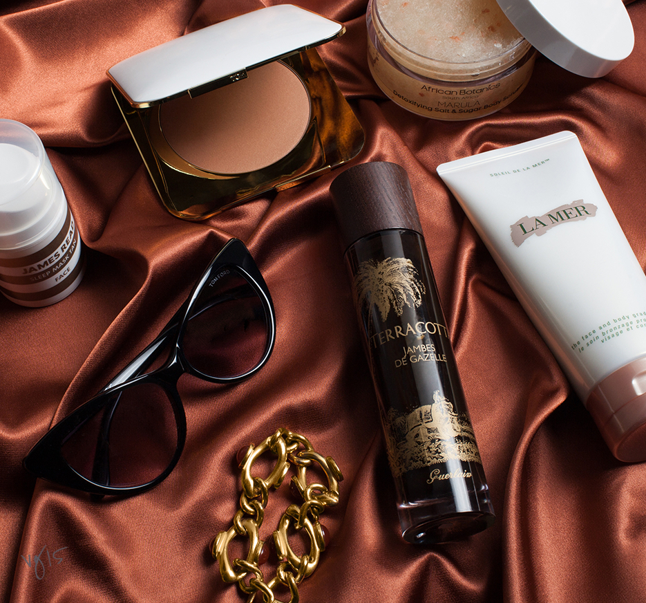 Bronzers for every personality type  |  #VioletGrey, The Industry's Beauty Edit