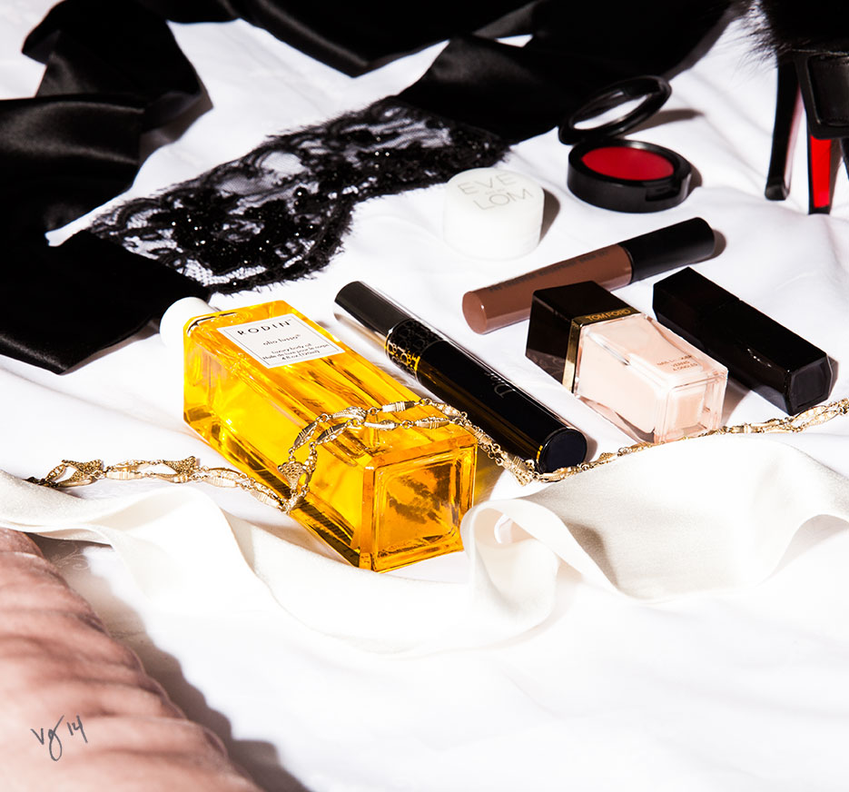 You don't have to work in show business to properly prepare for your nude scene  |  Filed under: Nude Scene Essentials from #VioletGrey, The Industry's Beauty Edit