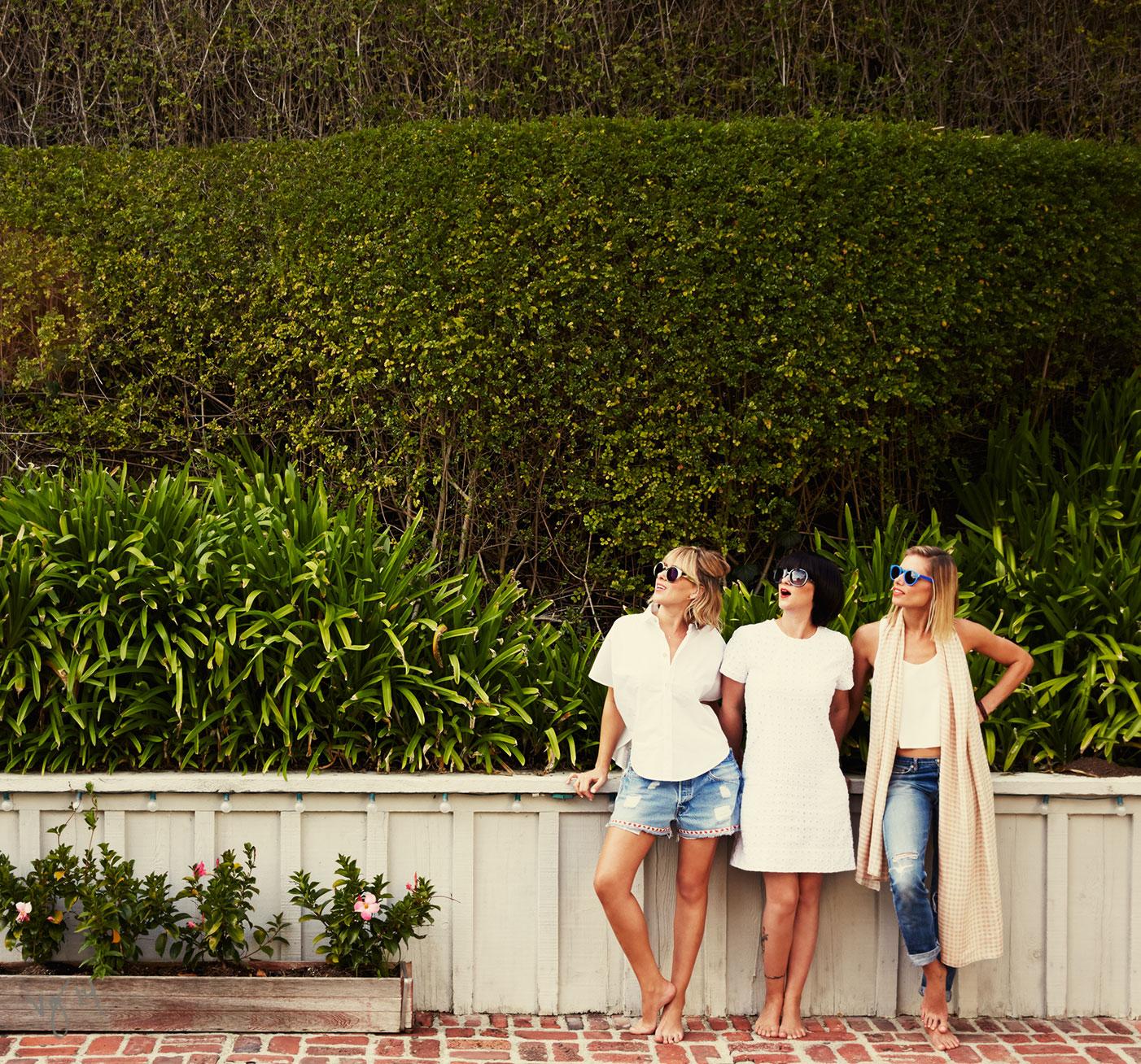 Ashley, Jen and Kristie Streicher talk beach beauty for THE VIOLET FILES #StreicherSecrets  |  #VioletGrey, The Industry's Beauty Edit